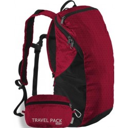 Travel Pack rePETe rood