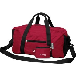 Duffel rePETe rood