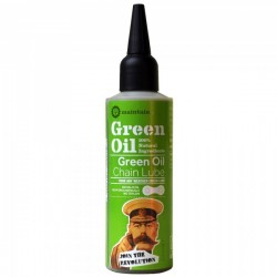 Green Oil chain lube