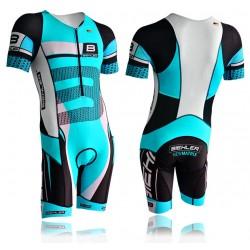 New Matrix Trisuit blauw