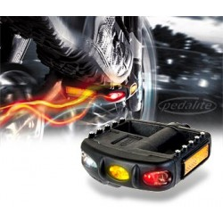 Pedalite lichtgevende pedalen