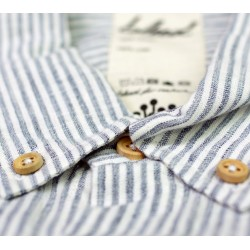 Nomad Linen Shirt Men