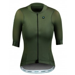 Signature3 Ultra Light Wielershirt OLIVE Heren model
