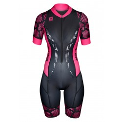 Dames Matrix Wielersuit