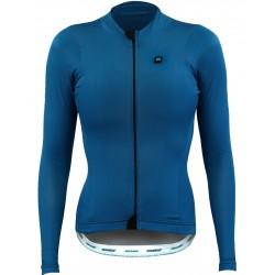 Signature3 Longsleeve shirt PETROL Dames model