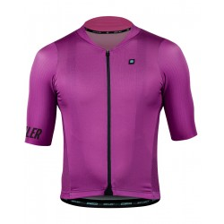 Signature3  Wielershirt ELECTRIC PURPLE Heren