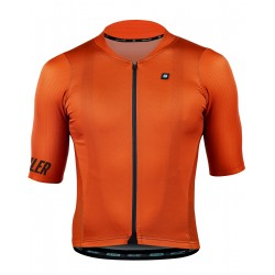 Signature3  Wielershirt ELECTRIC RUST Heren