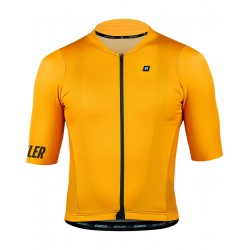 Signature3  Wielershirt BLAZING YELLOW Heren